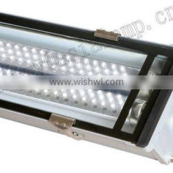 cool white led tunnel light 4ft 1200mm aluminum light fixture with t8 led tunnel lamp 40w/60w/80w