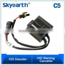 CAR Xenon HID Canbus Error Free C5 HID Warning Canceller For VW Golf