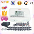 AU-6804 High Quality Electronic Muscle Stimulator Beauty Machine With 10 groups of Electro Pads
