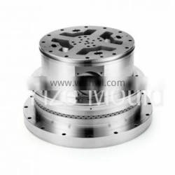 Provide high quality shaft assembly parts precision machinery equipment parts CNC lathe parts