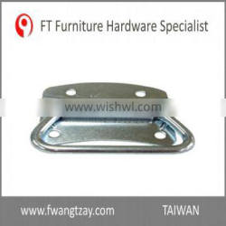 Zinc Plated Recessed Case Tool Box Handle
