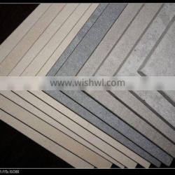 100% Non-Asbestos Fireproof Fiber Reinforced Calcium Silicate Board For Ceiling Tile , Wall Partitions