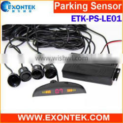 China Manufacturer wholesale 4 sensors reverse sensor kits for cars Top class quality