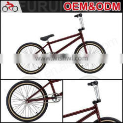 "OEM steel frame 20"" bmx racing bikes good quality low price"