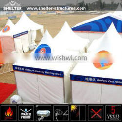 Durable Aluminum Gazebo Pavilion Made By Shelter Tent Manufacturers