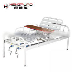 full size manual adjustable cheap medical equipment hospital beds for sale