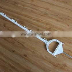 1.6m long pp post plastic post used as electric fence