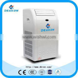 Evaporative Cooling System Portable Floor Movable Air conditioner