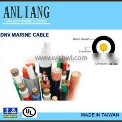 UL/DNV 1core 25.9mm marine PVC insulated waterproof copper cable and wire