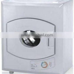 Front load tumble cothes dryer