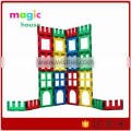 2016 New Toys Magnetic Building Set Plate For Magna Tiles Magnetic Connect Set