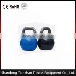 2016 hot sale/ muscle building equipment /competition steel kettlebell TZ-3025