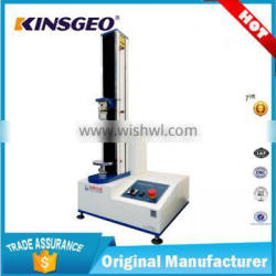 Wire tensile testing instrument
