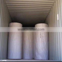 recycled pulp paper parent jumbo roll paper toilet