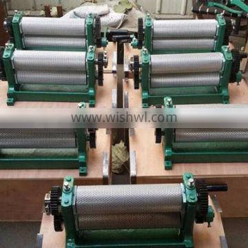 Good Quality Manual Beeswax Comb Foundation Roller Mill