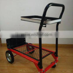 Multifunctional Garbage Trolley Cart