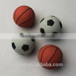 Colorful Rubber Ball for Dogs Playing