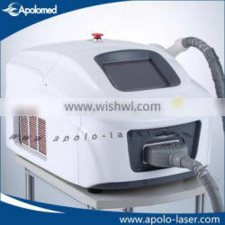 Pigment Removal Apolomed Painfree Hair Removal Vascular Ipl Rf Hair Removal Machine Lips Hair Removal
