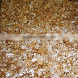 Hot sale imitation gold flakes silver flakes scrap gold leaf for decoration