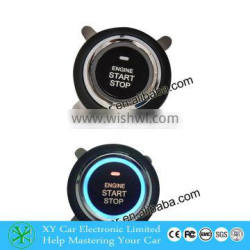 car alarm system with remote engine start XY-901