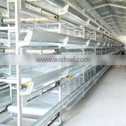 Comfortable galvanized chicken breeding cage for baby chicks