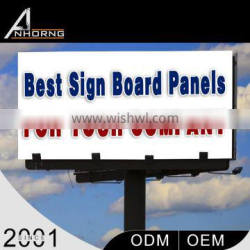 Customized Long Lifespan Led Outdoor Advertising Board For Advertising Display