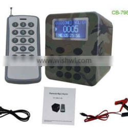 bird caller for hunting with remote control,too clear and loud