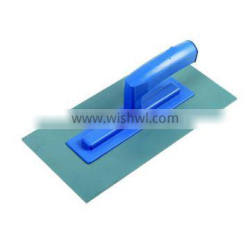 different color stainless steel plastering trowel for construction