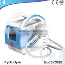 Vertical Weight Loss Cryolipolysis Body Slimming Machine/ Fat Reduction