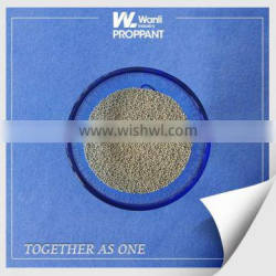 China Proppant composition for gas and oil well fracturing with good quality and competitive price