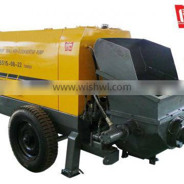 ISO9001:2008 electric small concrete pump for sale