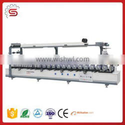 Wood machine BF450A wood profile wrapping machine made in china