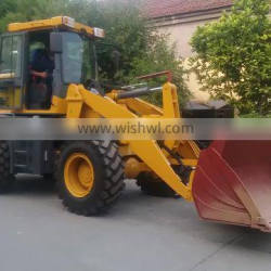 Latest design 2ton 4WD Cheap zl-20f wheel loader