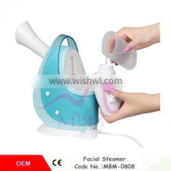 Portable facial steamer beauty salon use face steaming supply for face deeply cleansing