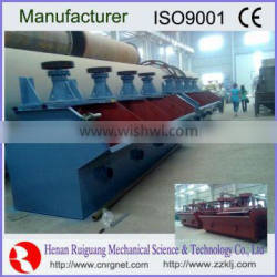 China best factory price copper ore floatation tank with iso certificate