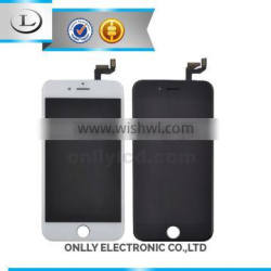 New Black White Replacement LCD for iphone 6s plus screen touch assembly