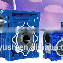 R-Inline Helical Gear Reducer . Aluminum alloy speed reducer . aluminum alloy speed reducer