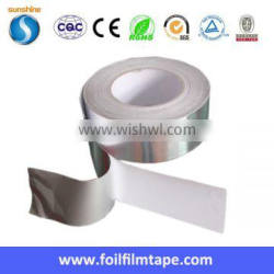 Adhesive Aluminum Foil Tape with Paper