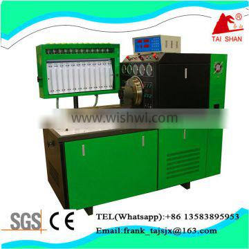 The Durable Fuel Injection Pump Test Stand 12PSDB-E With CE Certification From China