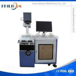 China Co2 laser marking machine for nonmetal