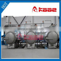 Hot sale expanded system for fruit chips manufactured in Wuxi kaae