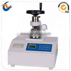 High quality bursting strength tester paper testing supplier