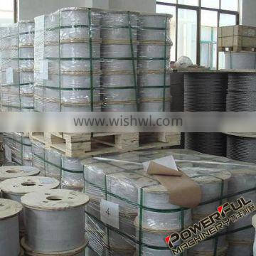 High Quality Non Twisting flexible steel wire rope for Sale from Manufacturer