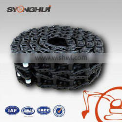 excavator track group assy undercarriage track link bulldozer chain for ZAX SH EC