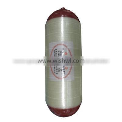 CNG Type II cylinder