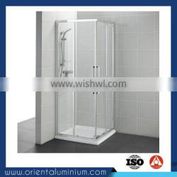 good quality aluminium profiles for shower