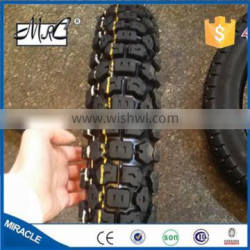 Factory Motorcycle Tire Manufacturer 410-18