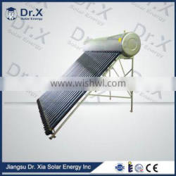 High level widely used heat pipe solar water heaters collector