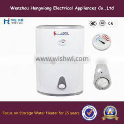 CE Approved Low Power Home Appliance Storage Electric Water Heater