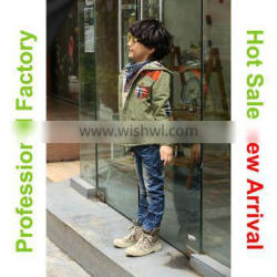 Large output private label kid clothing supplier